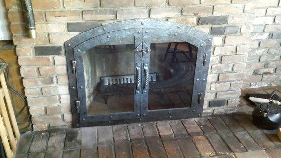 Kalispell maker! Lazy K - CUSTOM FIREPLACE DOORs Make my house
