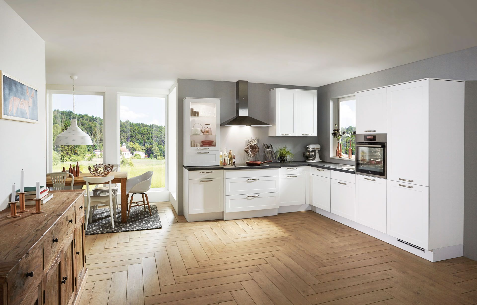 nobilia Küchen - Produkte - Küchengalerie - Weiß | Küche Nobilia ...