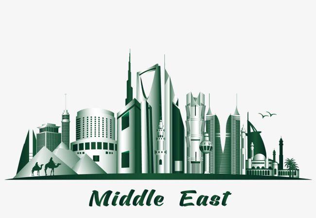 مواد البناء في السعودية أخضر مواد البناء في السعودية بناء Png وملف Psd للتحميل مجانا Famous Buildings Building Landmarks