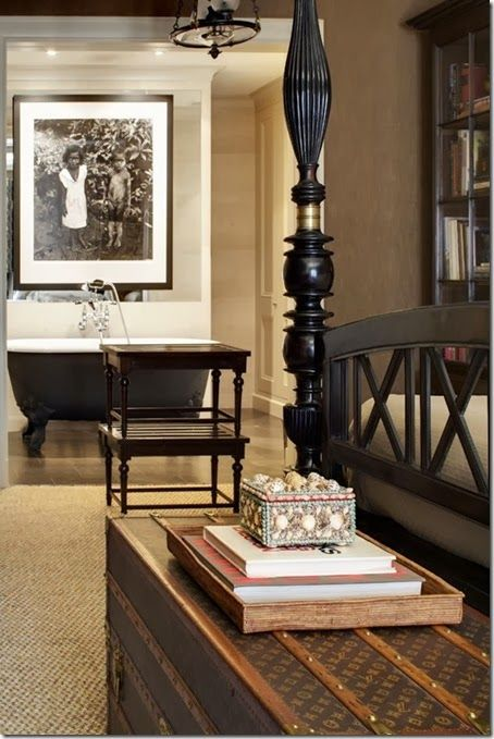 All In The Detail Louis Vuitton Home Furnishings British Colonial Decor Interior Design Home