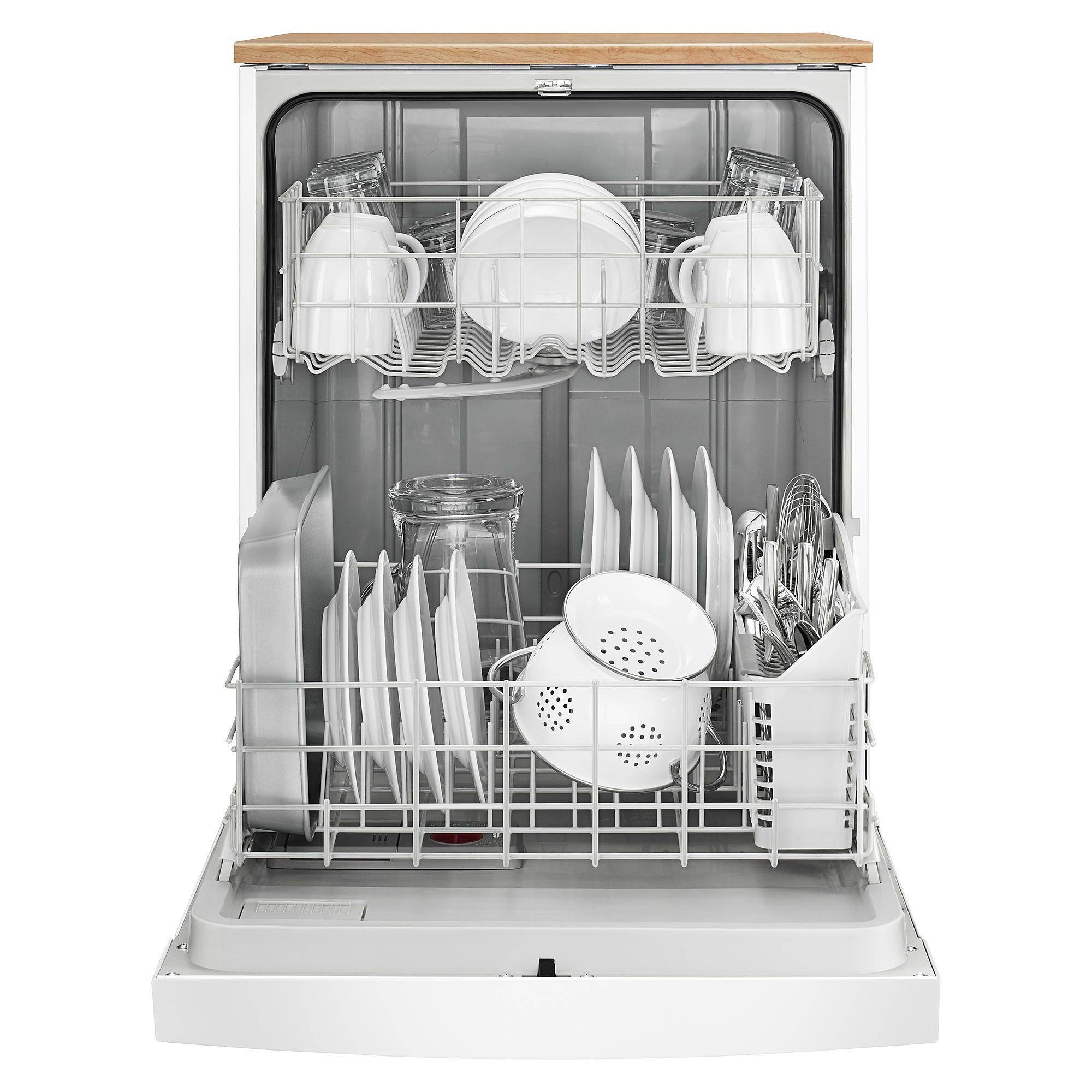 Kenmore 24 Has Upper Spinner Built In Dishwasher Dishwasher