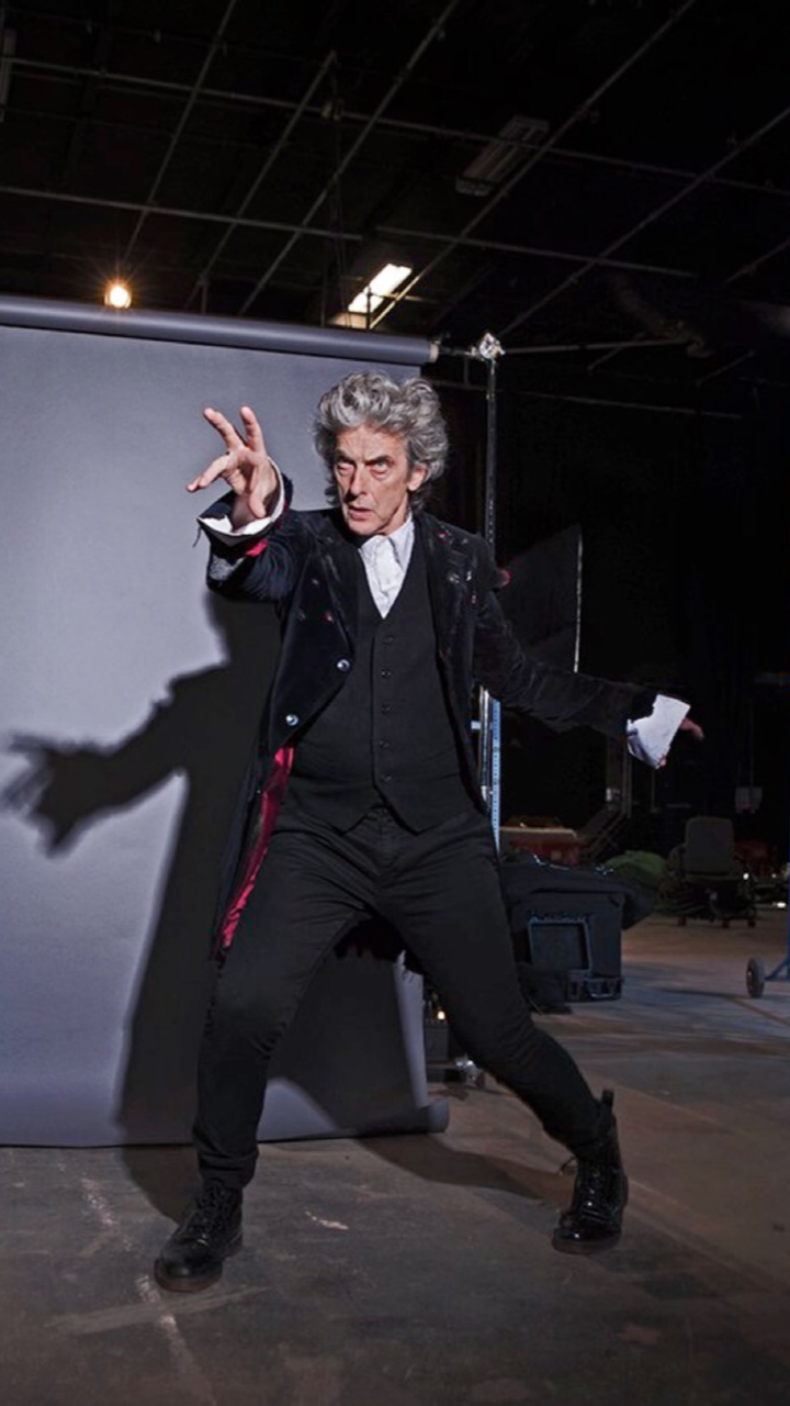 Pin On Peter Capaldi As The Doctor