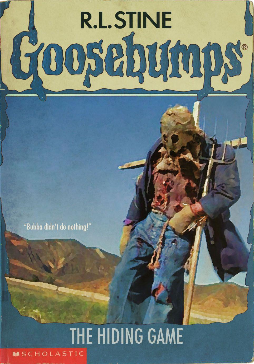 Dark Night Of The Scarecrow Vs Goosebumps Dark Night Goosebumps See Movie