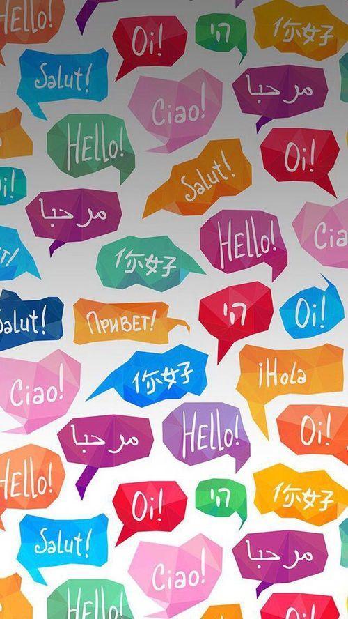 Hello Language And Wallpaper Resmi Hello In Languages English Wallpaper Hello Wallpaper