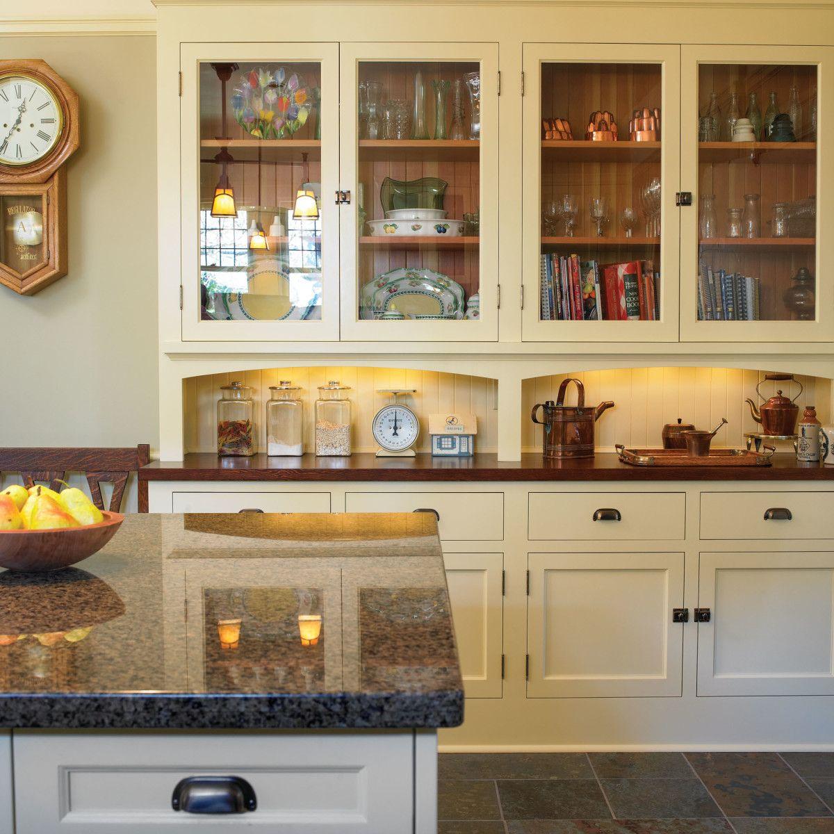 An English Arts Crafts Kitchen Kitchen Cabinet Styles Kitchen Cabinet Design Kitchen Craft Cabinets