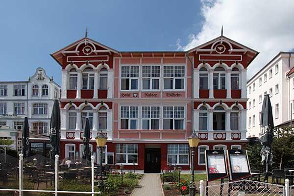 Bansin - Hotel Kaiser Wilhelm