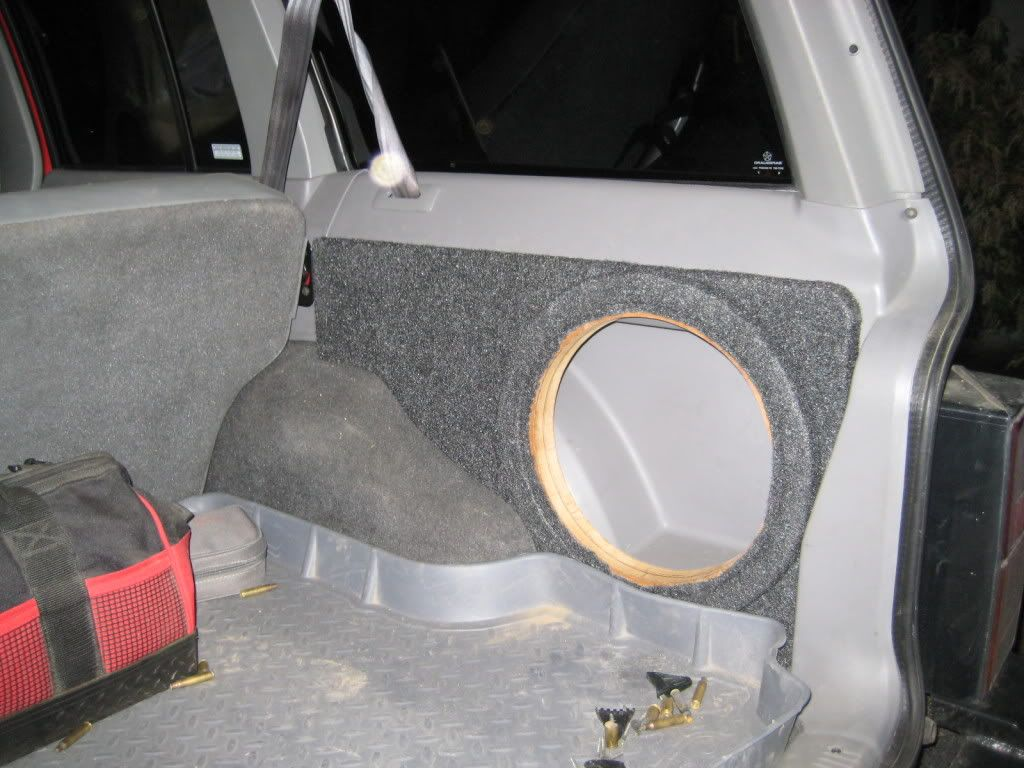 Custom Cherokee Speaker Box Jeep Cherokee Forum Speaker Box Jeep Cherokee Cherokee