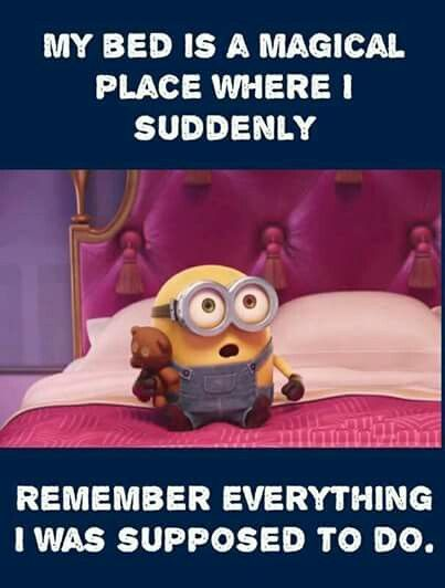 Sadly this is very true..which is why I have trouble sleeping