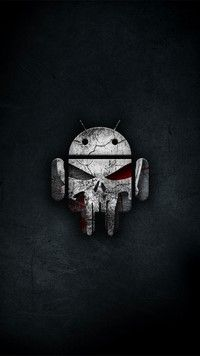 Android Samsung Galaxy S5 Wallpaper The Punisher Marvel Comics