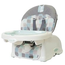 Safety 1st Recline And Grow Booster Seat Sable Portable High