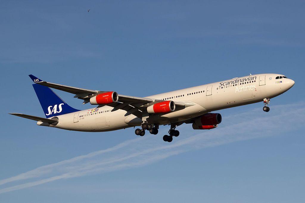 Airbus A340 313 Oy Kbi Rurik Viking Sas Scandinavian Airlines At Copenhagen Airport In 2020 Fleet Airbus Scandinavian Airlines System