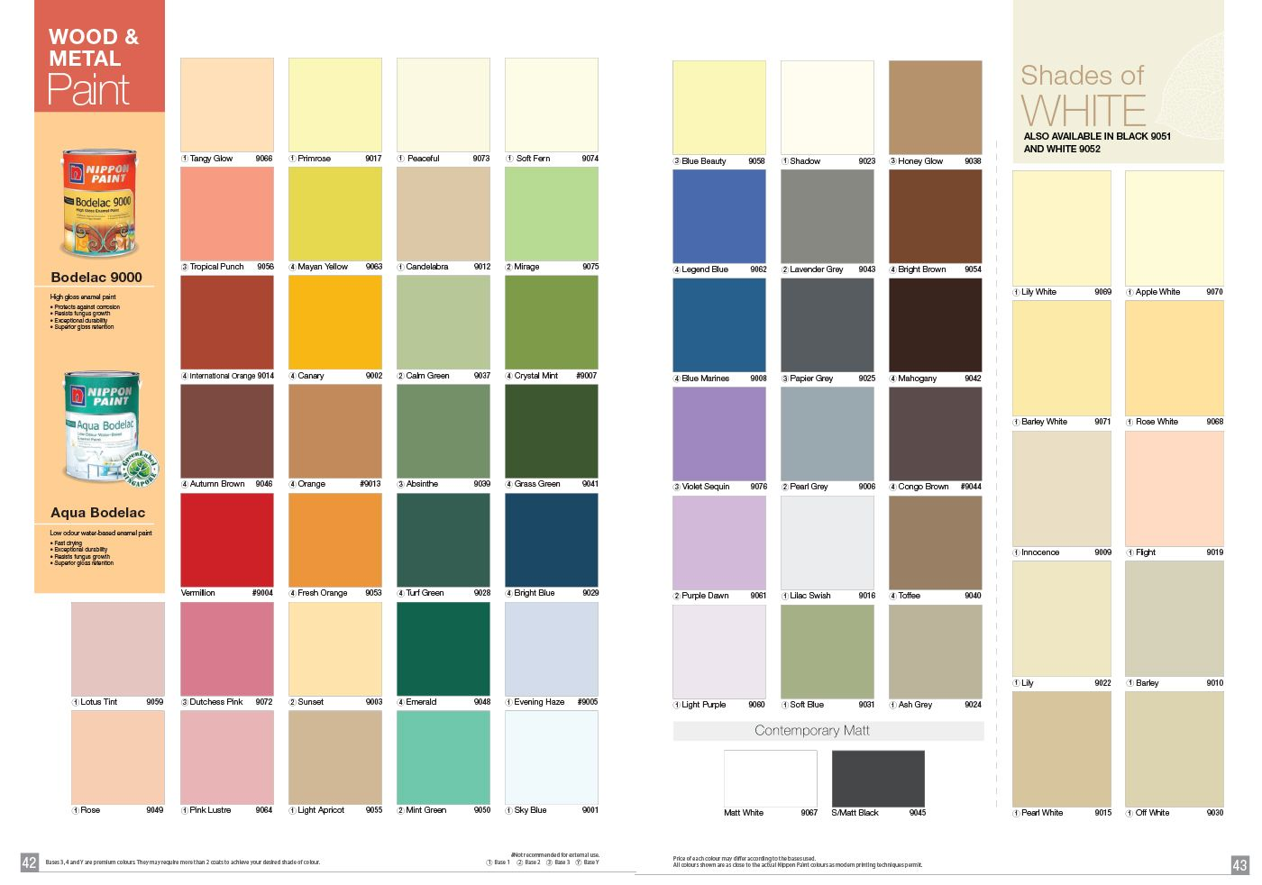 Nippon pearl grey google search colors nippon paint - Nippon paint exterior collection ...