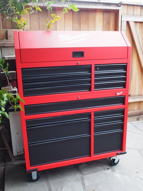 Gentil Milwaukee Tool Rolling Tool Storage Chest