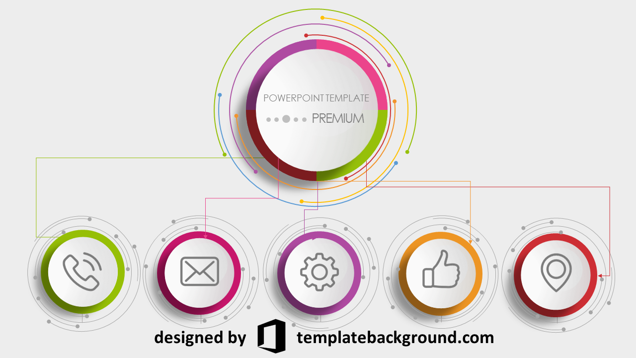 Free D Animated Powerpoint Templates Download  Animation Effects