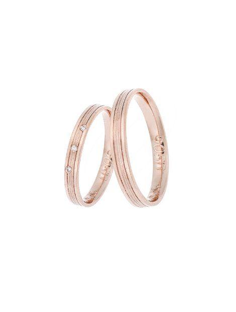 Προσφορά Βέρες Γάμου VERA ORO Χρυσές 14Κ σε Ροζ Χρώμα Βέρες Γάμου VERA ORO  Χρυσές 14Κ c484fe909a7
