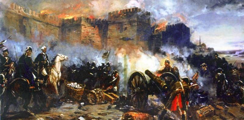 К 4 часам Измаил уже полностью находился в руках суворовских солдат. Разгром целой армии, находившейся в неприступной крепости, потряс не только Турецкую империю, но и Европу.