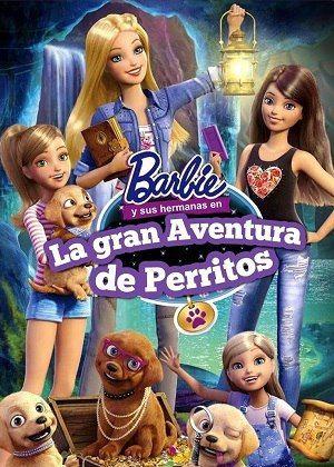 Barbie Y Sus Hermanas En Una Aventura De Perritos Pelicula Completa Online Barbie Y Sus Hermanas Películas De Barbie Dibujos Animados De Barbie