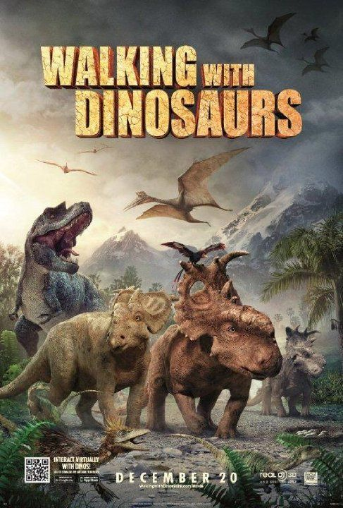 Walking With Dinosaurs (2014) - See and feel what it was like when dinosaurs ruled the Earth, in a story where an underdog dino triumphs to become a hero for the ages. #imdb #movies2013 #walkingwithdinosaurs