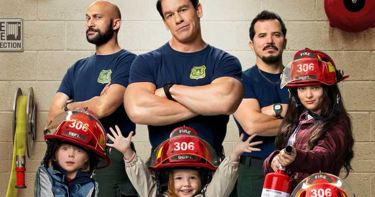 'Playing with Fire' Trailer John Cena and Friends Are
