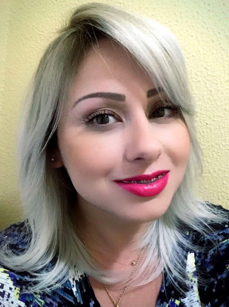 Cabelos platinados e saudáveis com os produtos da www.cabelostore.com.br!