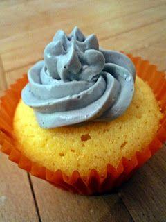 Ms Poppy´s Cupcakes: Vanilkové cupcakes s levanduľovým krémom
