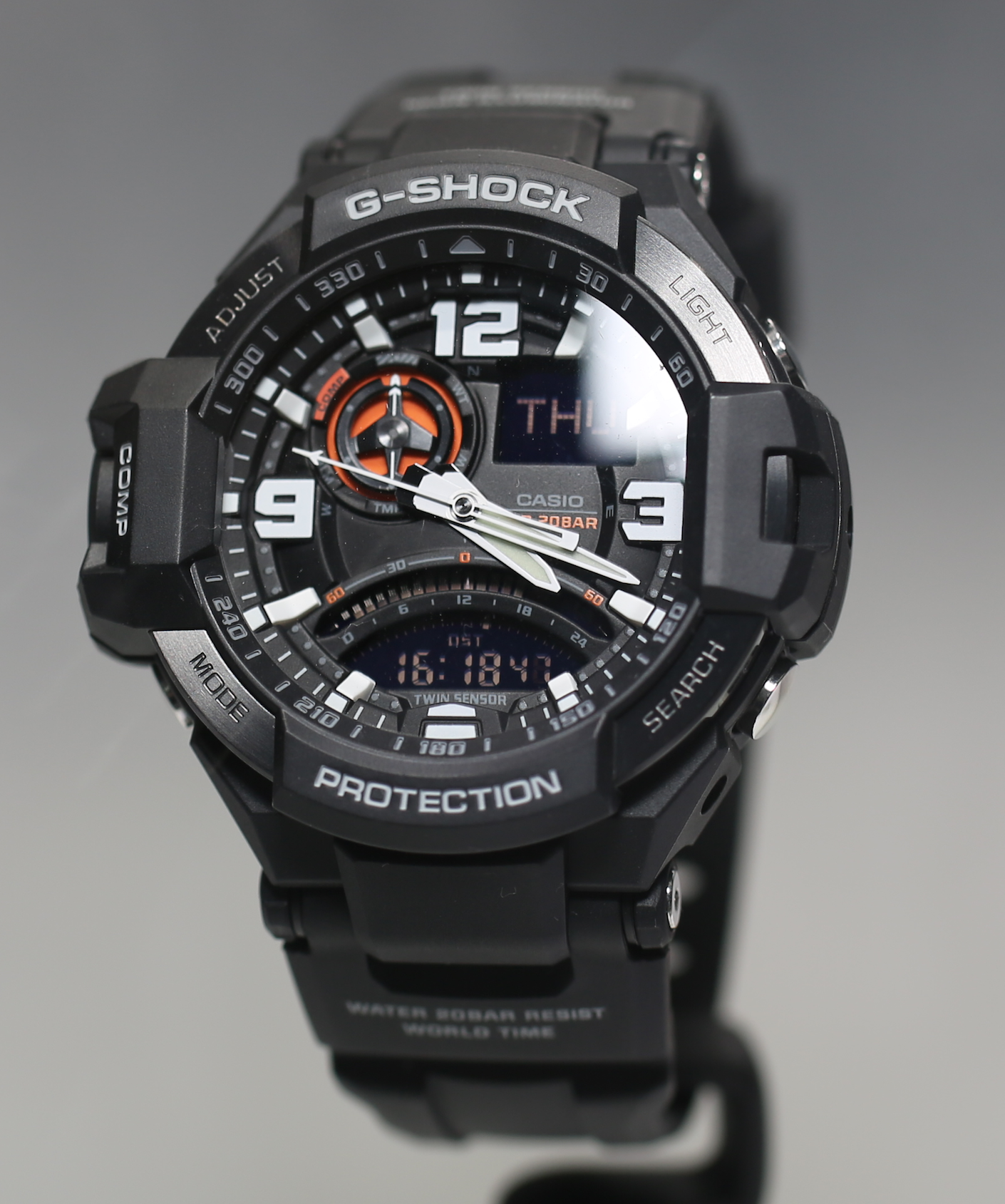 Baselworld 2013  Casio s Newest G-Shock Gravity Defier Aviator Watches I  want this  ) 99217f6413