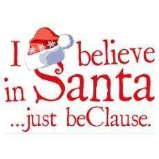 beClause I do!