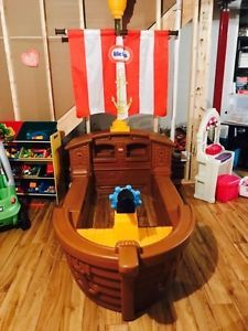 Pirate Ship Toddler Bed.Little Tikes Pirate Ship Toddler Bed In 2019 Pirate Ship
