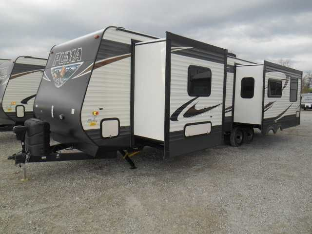 2016 New Palomino Puma 32 RKTS Travel Trailer in Illinois IL ...