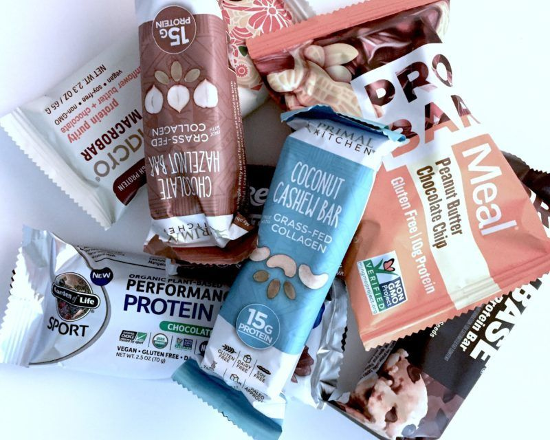 The 5 Cleanest Protein Bars on the Planet | Best protein ...