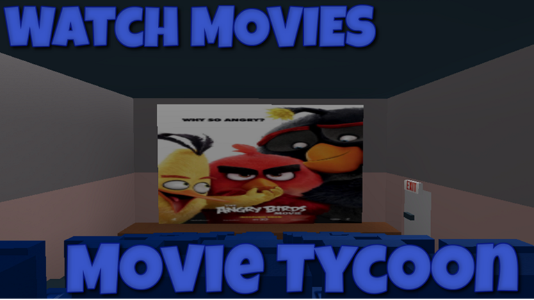 NEW UPDATE COMING! A NEW ROOM WHERE U CAN WATCH MOVIES