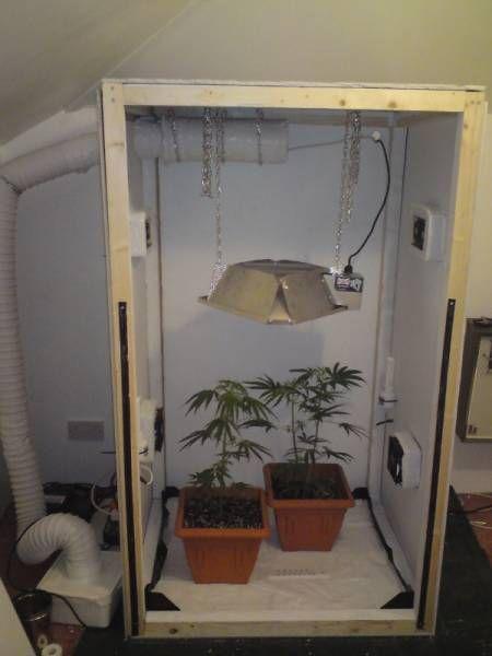 Hydroponic Grow Box Nz