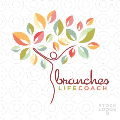 branches life coach logos