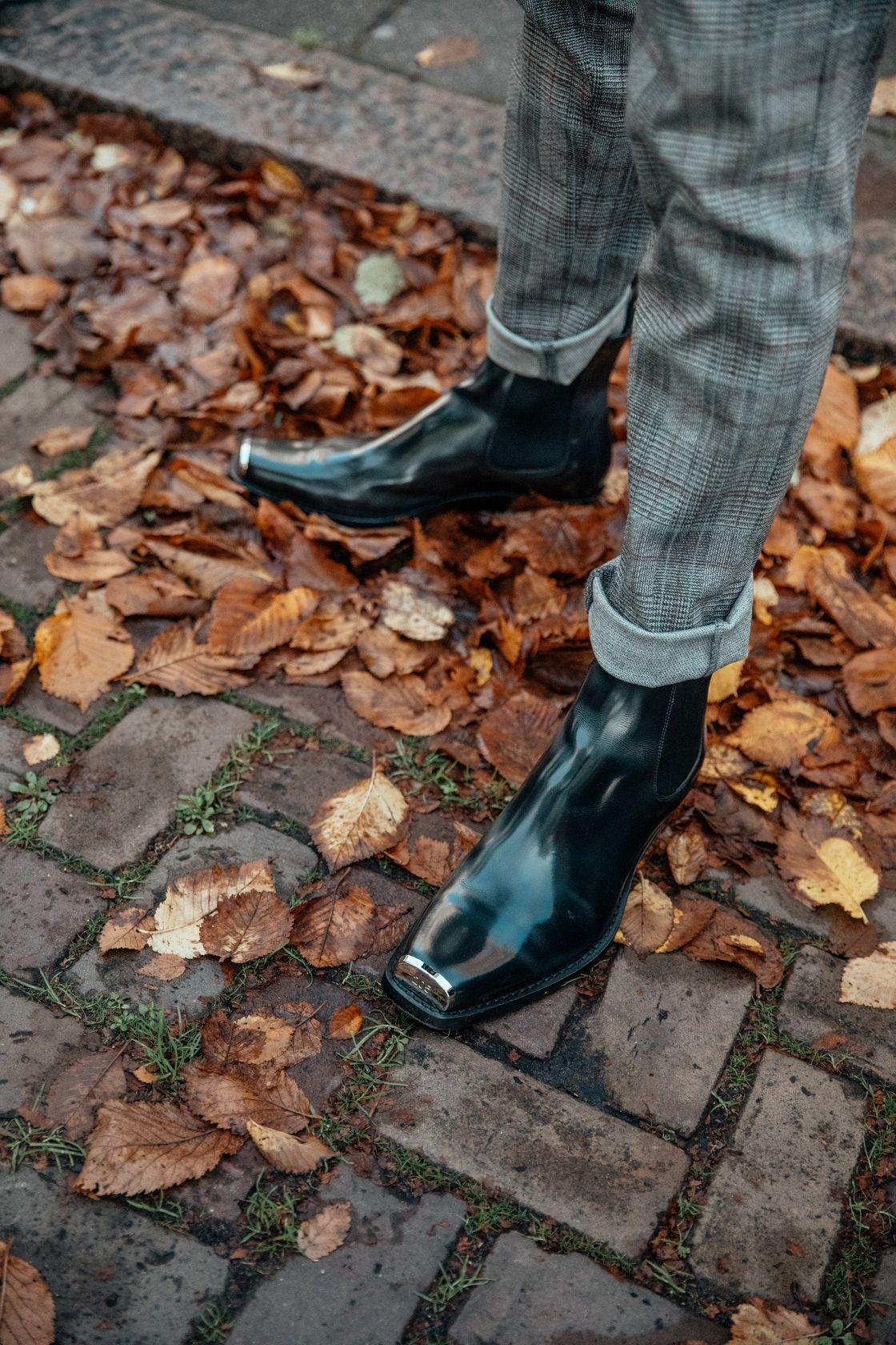 rechercher les plus récents rechercher le dernier chaussures de tempérament MATTGSTYLE by Matthias Geerts | Wearing SAMSOE SAMSOE jacket ...