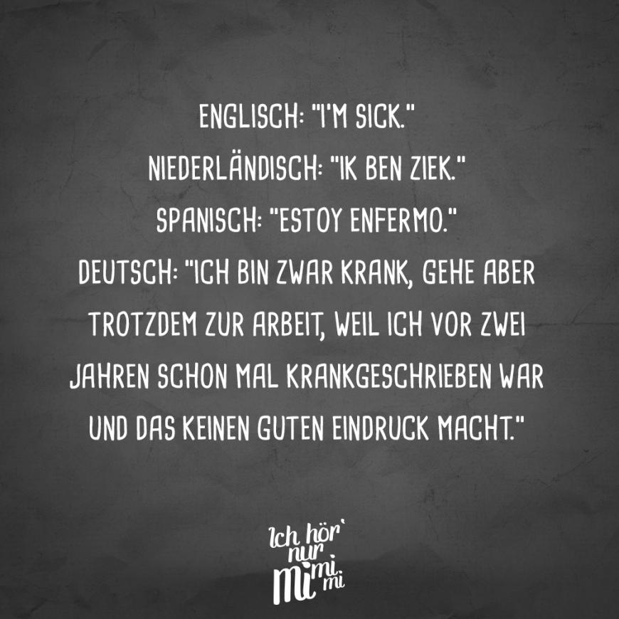 Aber Trotzdem Englisch