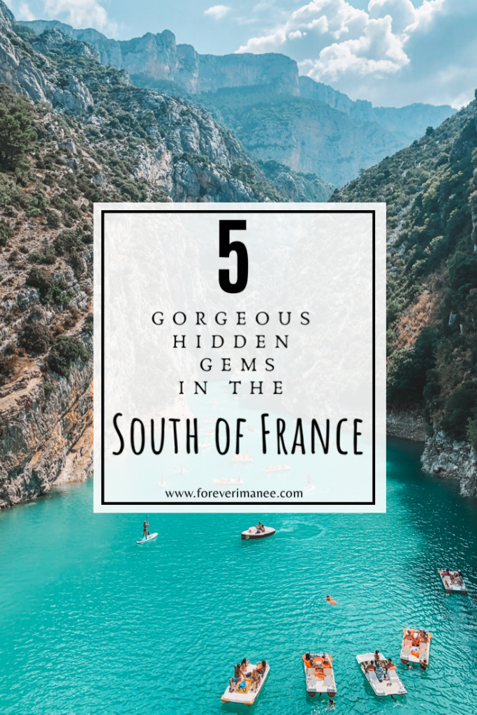 5 unique places to visit in the South of France