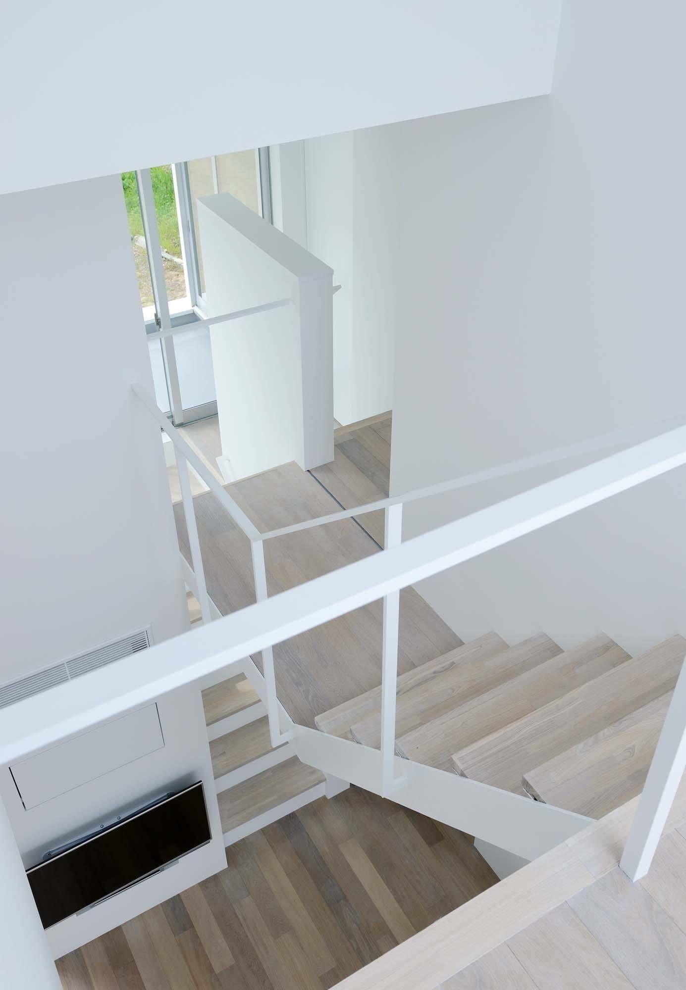 House Of Eirakusou Minimalist Home House Plans Contemporary House Plans