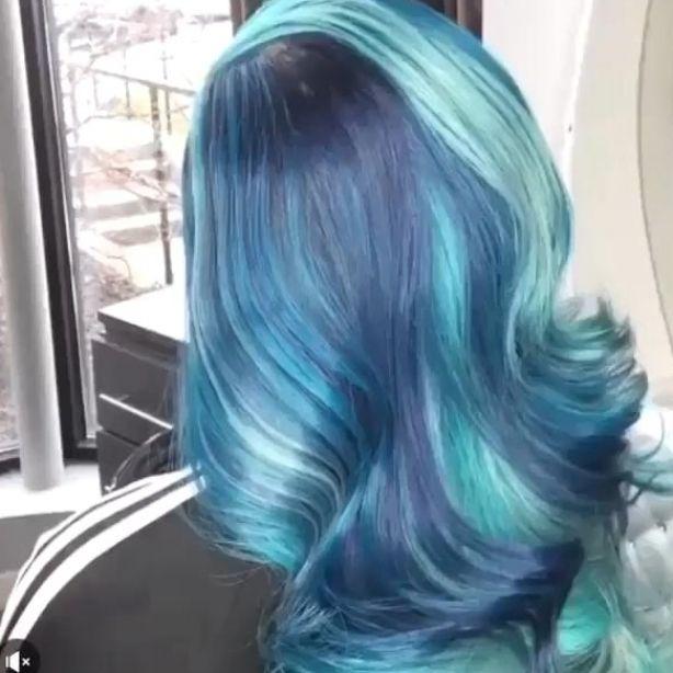 Birthday girl Hair look for black girls in Fall 20