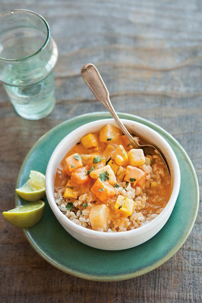 Vegetable Coconut Curry Recipe | Williams Sonoma Taste