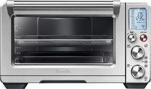 Breville The Smart Oven Air Convection Toaster Pizza Oven