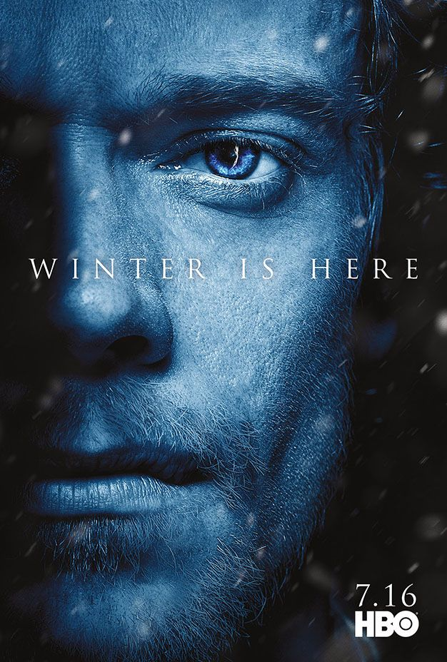 Game of Thrones' Cast Faces Winter in Season 7 Posters | Game Of