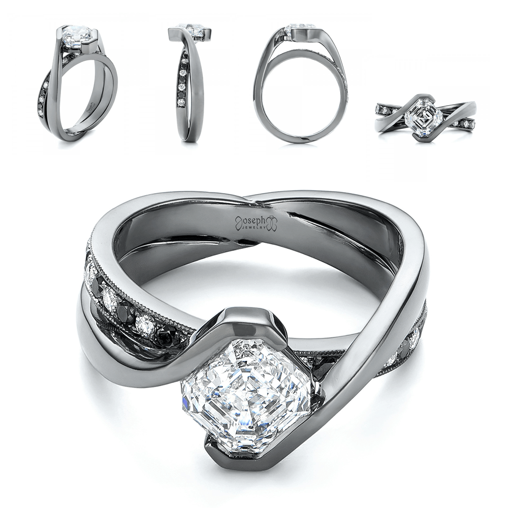 carat rings zm kaystore zoom solitaire en basic diamond engagement mv white kay hover cut gold to ring round