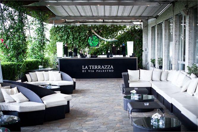 La Terrazza Di Via Palestro Milano Bar Restaurant Milan