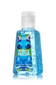 Wildberry Freesia Pocketbac Hand Sanitizer Bath And Body Works