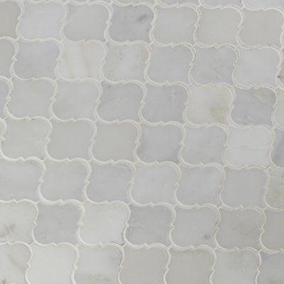 Msi Greecian Arabesque Marble Mosaic Tile Marble Mosaic Mosaic Tiles Marble Mosaic Tiles