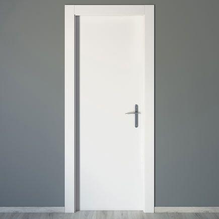 Puertas lacadas en blanco tipo tenerife cosas para mi - Precios de puertas lacadas en blanco ...