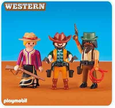 2 Cowboys And Cowgirl By Playmobil 11 99 Please Note This Item Is Part Of The Playmobil Add On Series It Wil Playmobil Preschool Toys Cowboy And Cowgirl