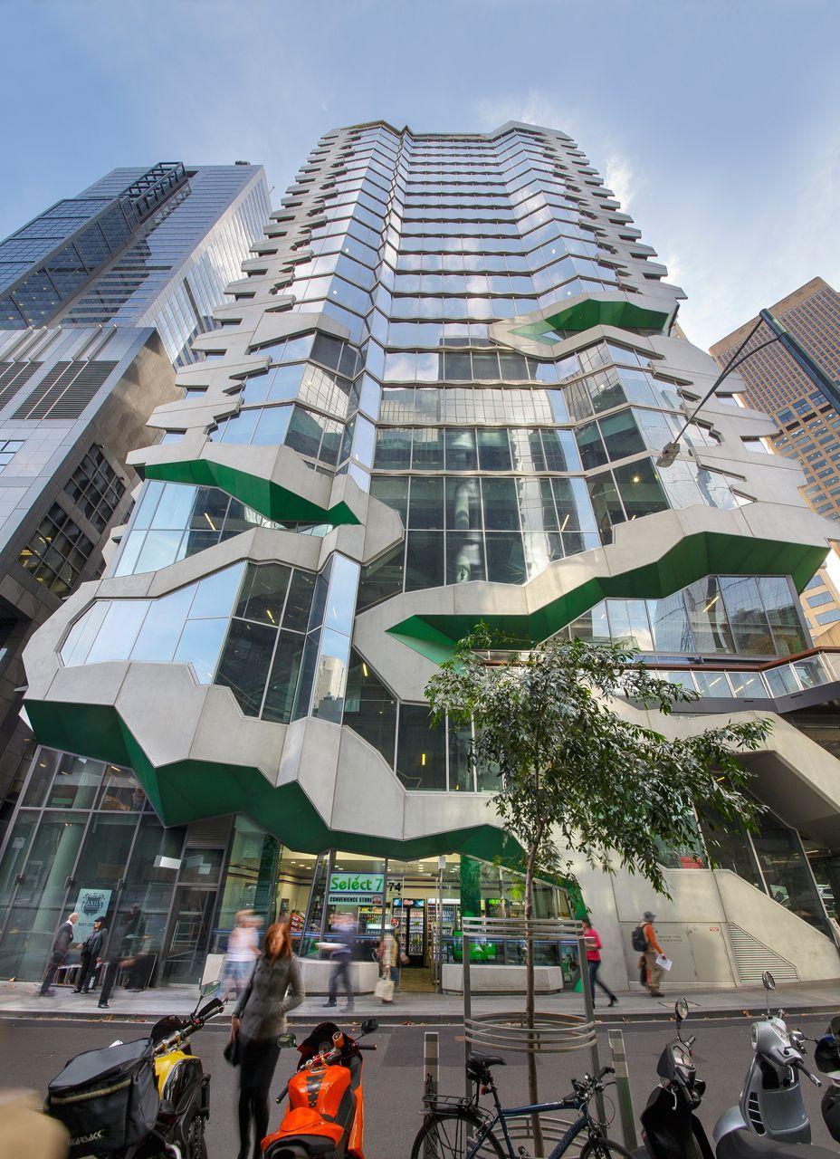 41 Exhibition Street » Lyons Architecture - Melbourne, Australia