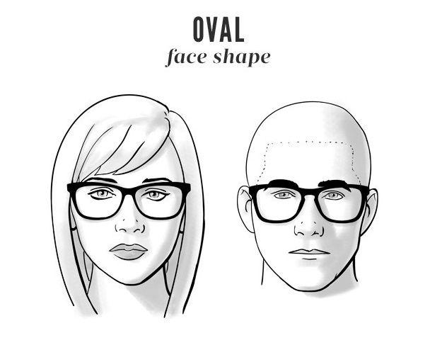how to fix uneven face shape