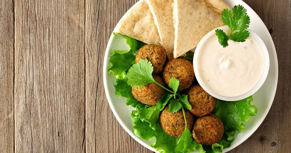 مقادير الفلافل Falafel Ingredients مقبلات Appetizers In 2019